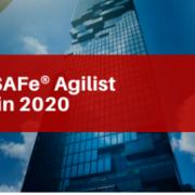 Leading SAFe 5.0 规模化敏捷领导力认证培训